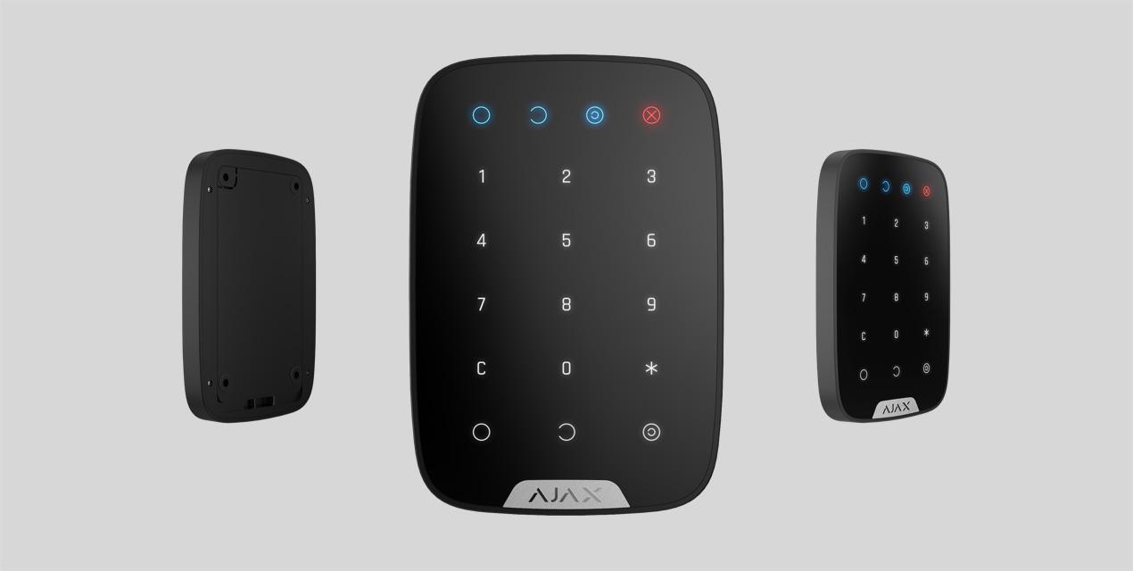 AJAX-KeyPad